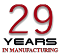 29 Years in Manufacturing